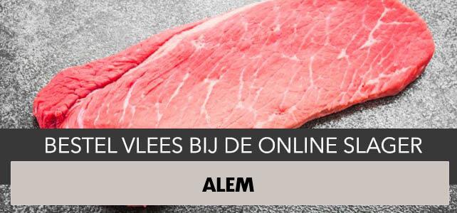Vlees bestellen en laten bezorgen in Alem