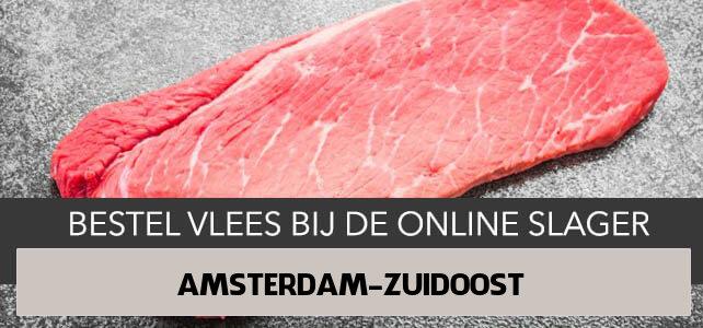 Vlees bestellen en laten bezorgen in Amsterdam Zuidoost