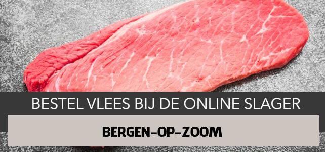 Vlees bestellen en laten bezorgen in Bergen op Zoom