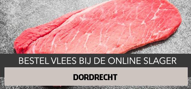 Vlees bestellen en laten bezorgen in Dordrecht