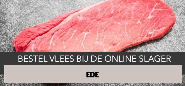 Vlees bestellen en laten bezorgen in Ede