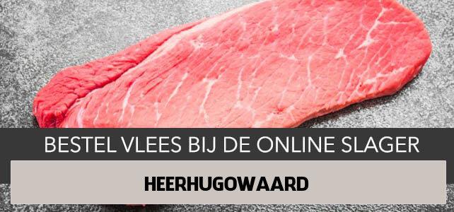 Vlees bestellen en laten bezorgen in Heerhugowaard