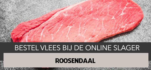 Vlees bestellen en laten bezorgen in Roosendaal