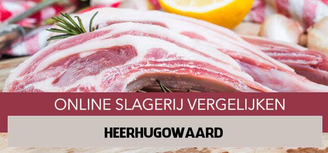 bestellen bij online slager Heerhugowaard